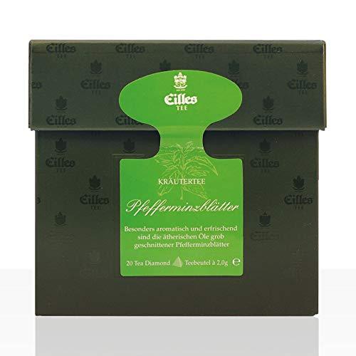 EILLES Tea Diamond Tee Pfefferminz-Blätter 200Stk