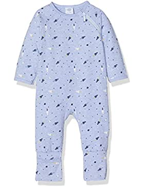 Sanetta Baby-Jungen Schlafstrampler Overall