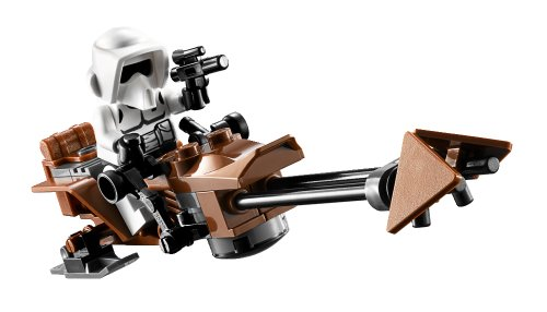 Imagen 6 de LEGO Star Wars - Endor Rebel Trooper & Imperial Trooper Battle Pack (9489)