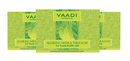 Vaadi Herbals Neem Bar Soap