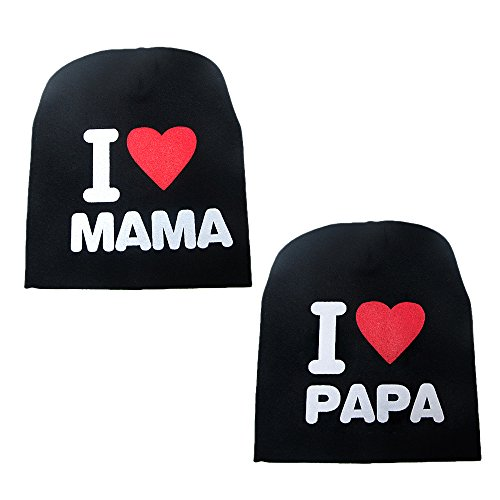 Vococal - 2 Piezas Gorras para Bebé,Lindo Gorro Sombrera Infantil par