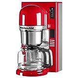 Kitchen Aid Filter Kaffeemaschine Empire Rot 1,18 l