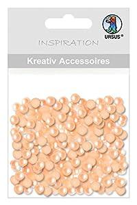 Ursus 56410015Minipack de creativos Accesorios, Medias Perlas, 100Unidades