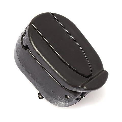 TOOGOO(R) Mini Golf Ball Pick Up Retriever Putter Grabber Sucker Claw Plastic Black