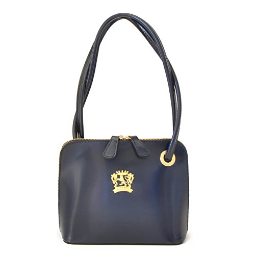 Pratesi Roccastrada borsa da donna - R468 Radica (Marrone) Blu