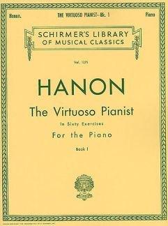 VIRTUOSO PIANIST 1 - arrangiert für Klavier [Noten/Sheetmusic] Komponist : HANON CHARLES LOUIS