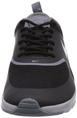 Nike Air Max Thea, Chaussures de running femme Black/Cool Grey-Wolf Grey-Metallic Silver 015