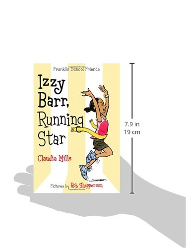 Izzy Barr, Running Star (Franklin School Friends)