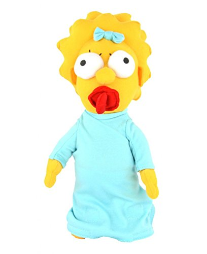 The Simpsons - Plüschfigur - Kuscheltier - Maggie