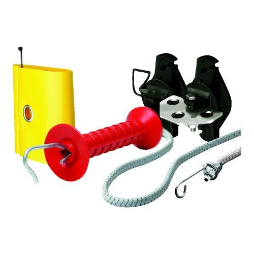 Speedrite Bungy Tor Kit, 11, um 23-feet, rot - Spring Gate Kit