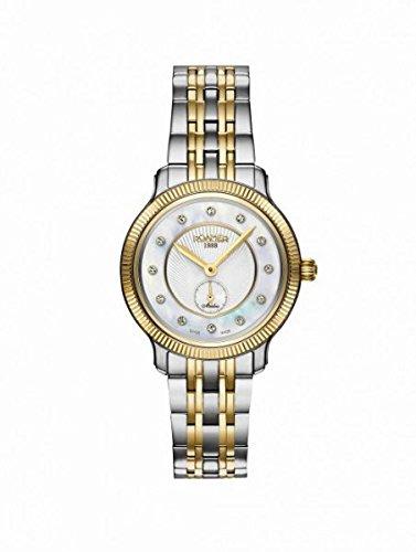 Roamer reloj mujer Classic Line Ladies Medea 32 mm 624855 47 29 60