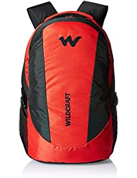 Wildcraft Red Casual Backpack (8903338078685)