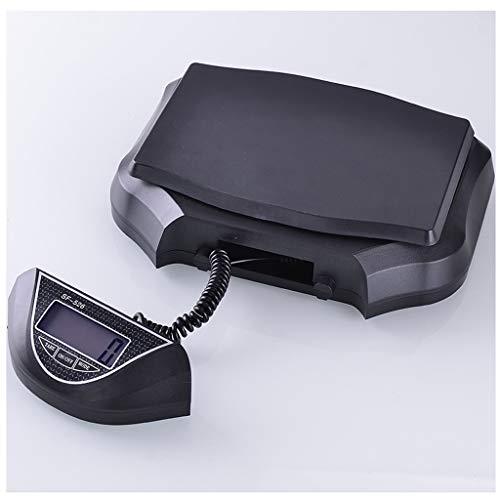 ZNND Elektronische Waage, Abnehmbare Mobile Hintergrundbeleuchtung LCD Display 30 Kg Hochpräzise Rutschfeste Küche (Kapazität : 30kg/1g)