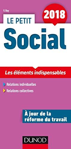 Le Petit Social 2018 - 13e ed. - Les éléments indispensables par Véronique Roy