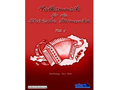 Volksmusik Fuer die Steirische Harmonika 1. Handharmonika