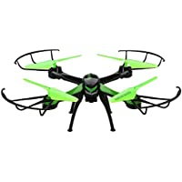 JJRC H98 RC Drone 2.4Ghz 4CH 6-Axis Gyro RC Quadcopter con cámara de 0.3MP 3D Flip-Verde