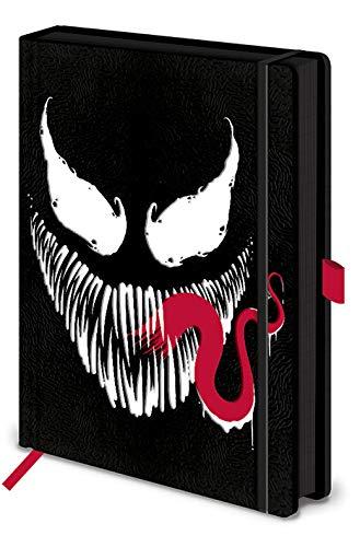 Venom - Cuaderno A5 Premium Face