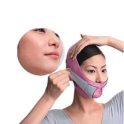 Gaddrt lady gril thin face mask cura del viso doppio mento dimagrante bendaggio della pelle
