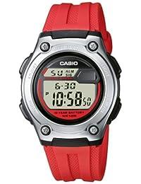 Casio - Montre Homme - W-211-4AVES - Multifonction - Quartz Digitale - Bracelet Caoutchouc