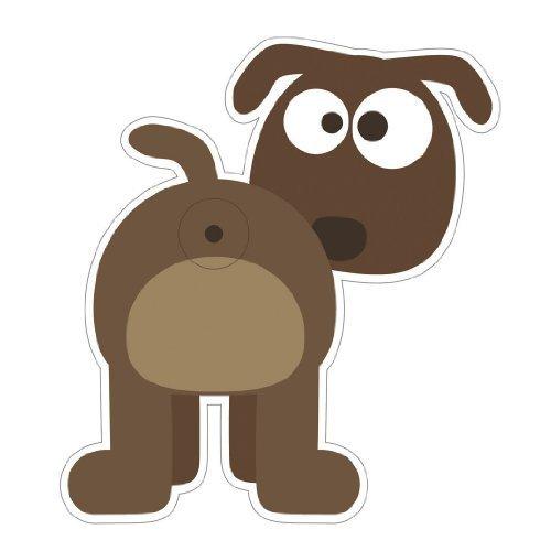 Preisvergleich Produktbild Sticky Jam 36340117 Trspion-Sticker Dog