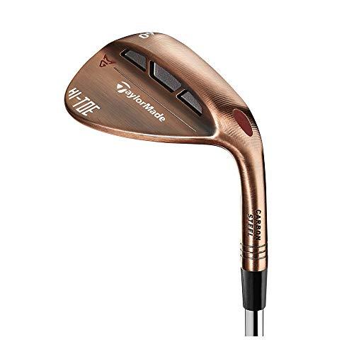 TaylorMade Gefräster Hi-Toe Keilkeil, Herren, IRS-MGWedgeHighToe 54/10 Rh S, 54* - 10* Bounce - Standard Sole, 54 Degrees (Golf Gap Club Wedge)