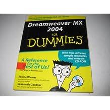 [(Dreamweaver MX 2004 for Dummies)] [by: J. Warner]
