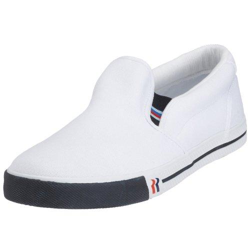 Romika Laser, Unisex-Erwachsene  Bootsschuhe, Weiß (Weiß), 41 EU