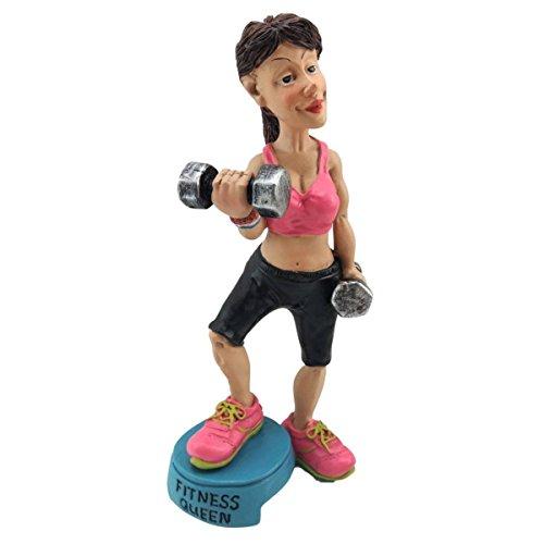 Funny Sport - Fitness Queen Jane