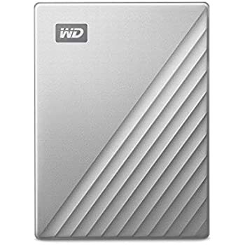 WD My Passport Ultra - Disco Duro Externo para Mac de 4 TB ...