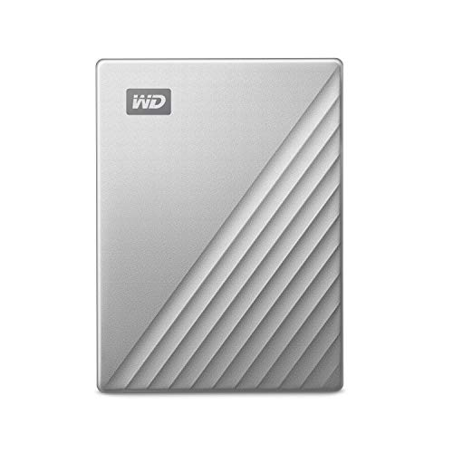 WD 2TB My Passport Ultra for Mac, USB-C