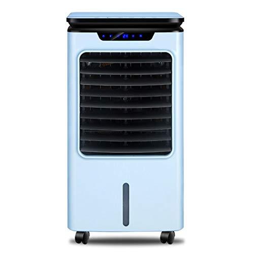 Klimaanlage FJZ Industriekühlgebläse Kommerziell Großes Luftvolumen Klimaanlagengebläse Haushalt Einzelne Kältekühlung Mobiler Wasserkühlgebläse A Mechanisch / B Fernbedienung Klimaanlage, Haushaltskl
