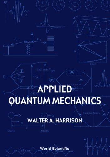 Applied Quantum Mechanics