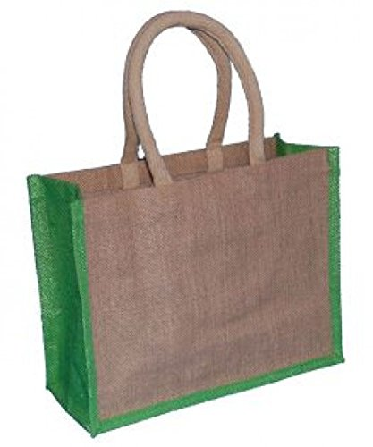 1-medium-wide-natural-jute-bag-lime-trim-330x130x260mm-choose-your-size-and-quantity