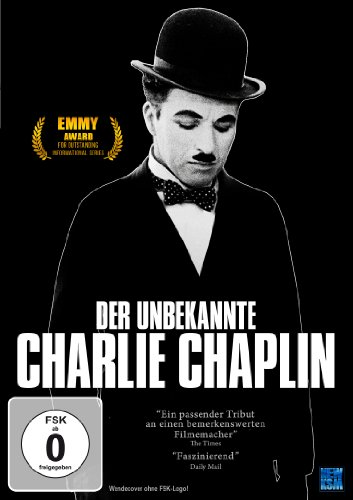 Bild von Der unbekannte Charlie Chaplin