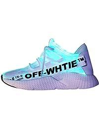 a11904a0fd5b HhGold 1627 5000 Frauen Männer LED Leuchten Schuhe Für USB Lade Fashion  Sneaker Tanzen Turnschuhe