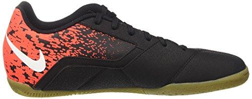 Nike Bombax Ic, Scarpe da Calcio Uomo Nero (Black/white-total Crimson)