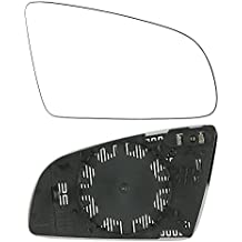 KKmoon Espejo climatizado de cristal para retrovisor derecho para Audi A3A4A62001–2008.