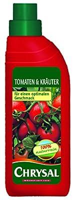 Chrysal Flüssigdünger Tomaten und Kräuter, 500 ml von Chrysal - Du und dein Garten