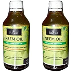 Royal 100% Pure Neem Oil (400ML)