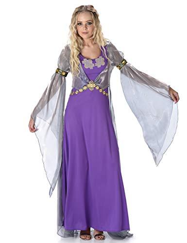 Mittelalterliche Prinzessin - Kostüm für -