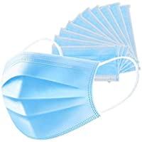 Riderscart Meltblown Non Woven Elastic Ear-Loop Disposable Face Mask (Pack of 25)