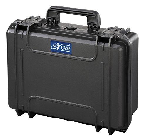 TAF Case 400 TC - Outdoor Werkzeug-Koffer Staub- und wasserdicht, IP67 schwarz