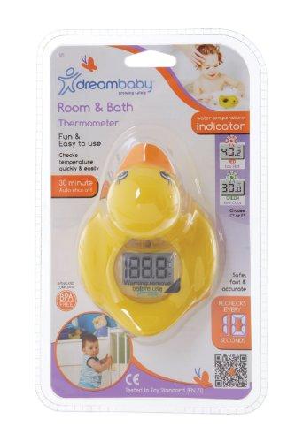 Dreambaby Thermomètre de bain canard