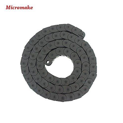 micromake-1010-1-m-100-cm-puente-no-cable-drag-chain-cable-carrier-cable-cadena-de-arrastre-de-plast