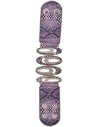 FireFlies Purple Alloy Stylish & Trendy Bracelet For Women's & Girl's (BR0011-PURPLE)