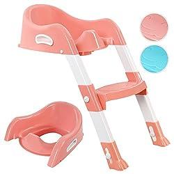 infantastic KTRA01Rosa Kinder-Toilettentrainer, rosa