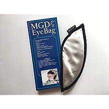 MGDRx EyeBag® - versión español - compresa caliente para blefaritis, ojo seco y disfunción