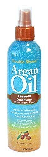 Après-shampoing sans rinçage à l'huile d'argan pour tous les types de cheveux 237 ml