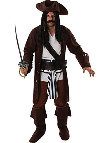 Piratenkostüm für Herren Standard