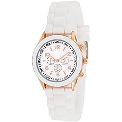 Kitcone Analog Multi - Colour Dial Women's Watch - FL 1231